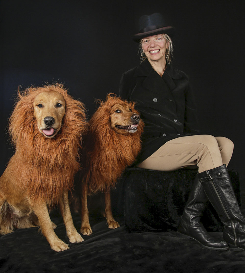 Two Asheville Animal Trainers