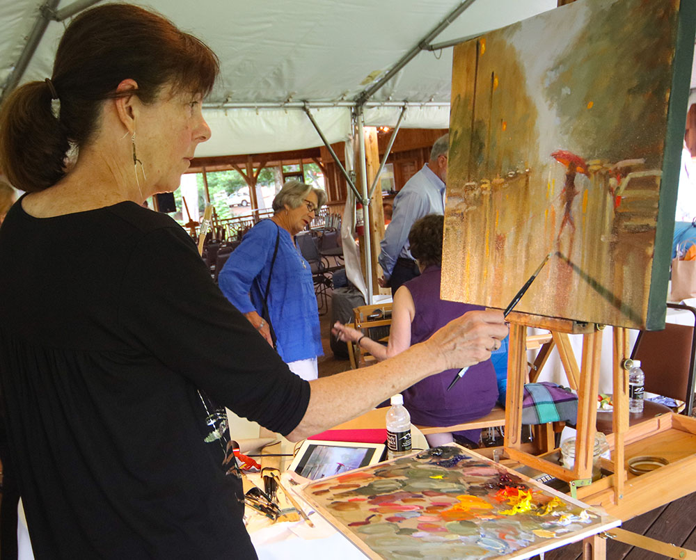 Wnc Quickdraw Helping Fund Arts Education The Laurel Of Asheville