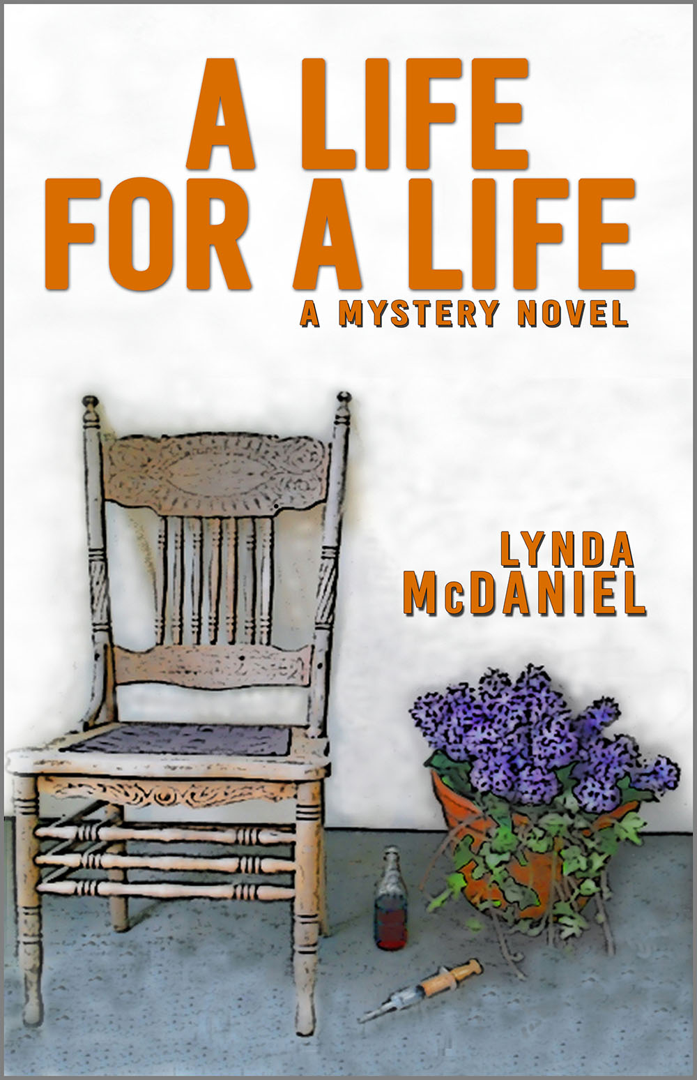 Book Feature: A Life for a Life