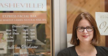 Local Products: Skin Spa Asheville