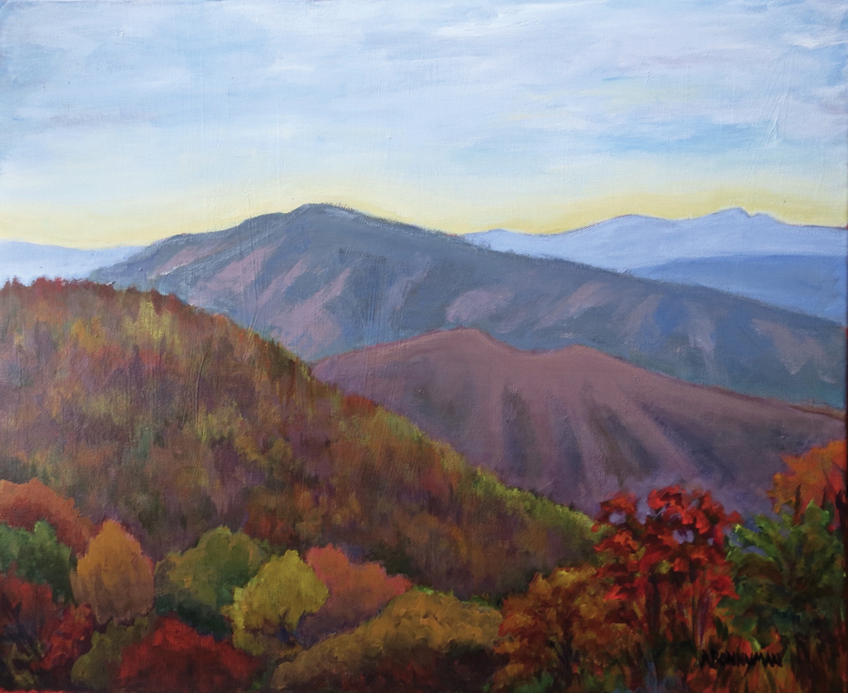 True Colors Shine at Asheville Gallery of Art