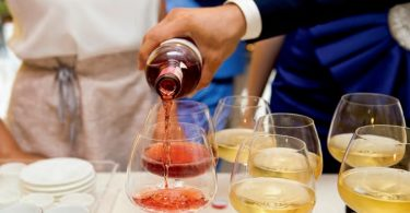 Affordable Wines for Weddings