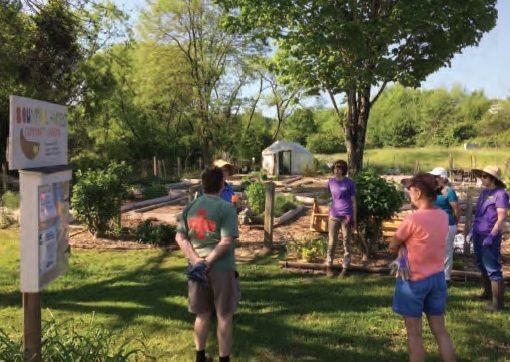 Master Gardeners Bring Life Into Local Gardens