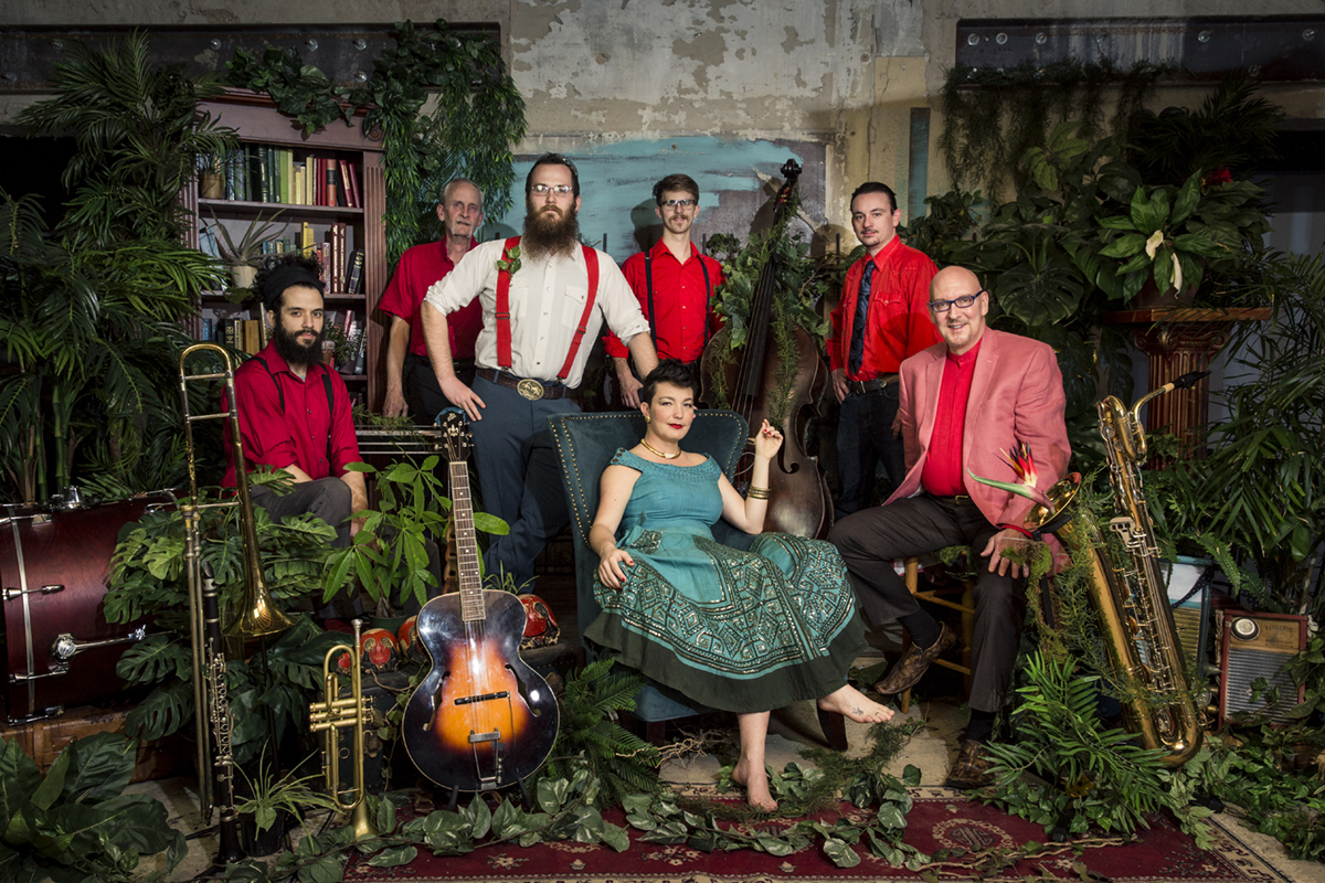 Isis Music Hall Showcases Asheville Favorites