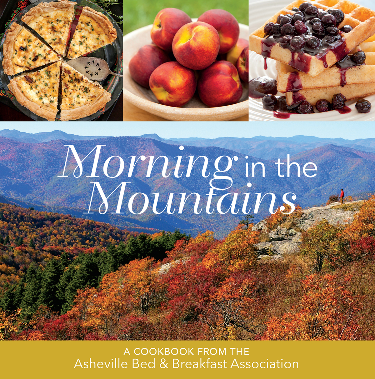 Morning in the Mountains: Local Inns' Recipes