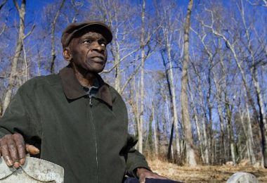South Asheville Cemetery Restoration Uncovers African-American History