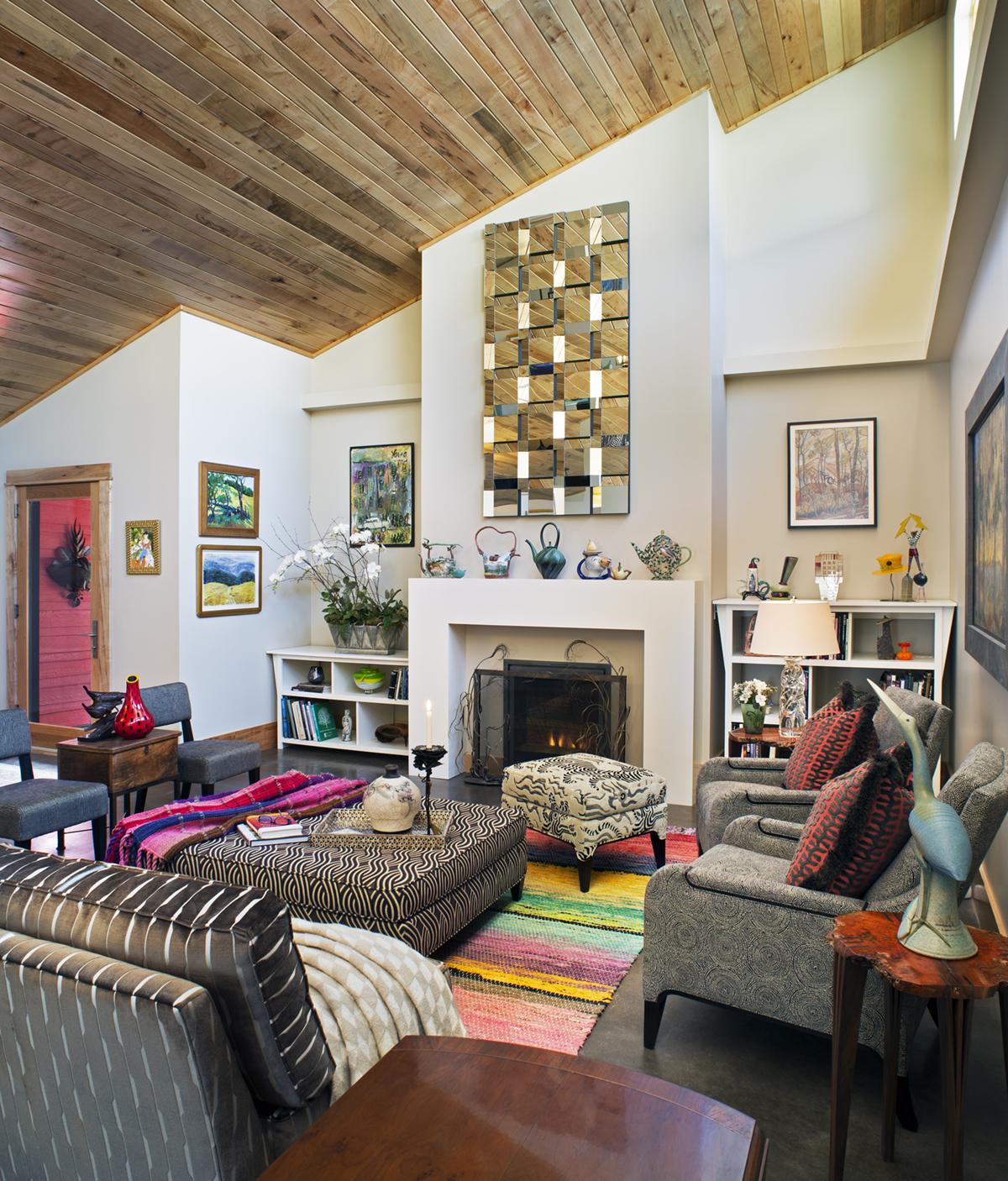 At Home: Krista Washam LaBlue