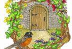 A Secret Garden Menagerie