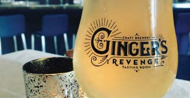 What's Brewing: Ginger's Revenge