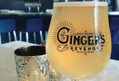 What's Brewing: Ginger's Revenge
