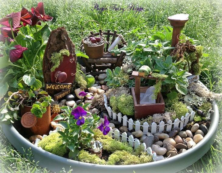 Fairy Garden Workshop - The Laurel of Asheville