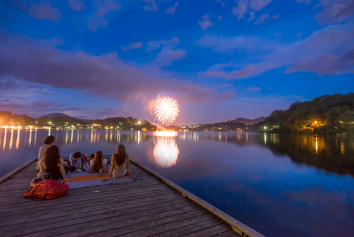 Lake Junaluska Independence Day Celebrations