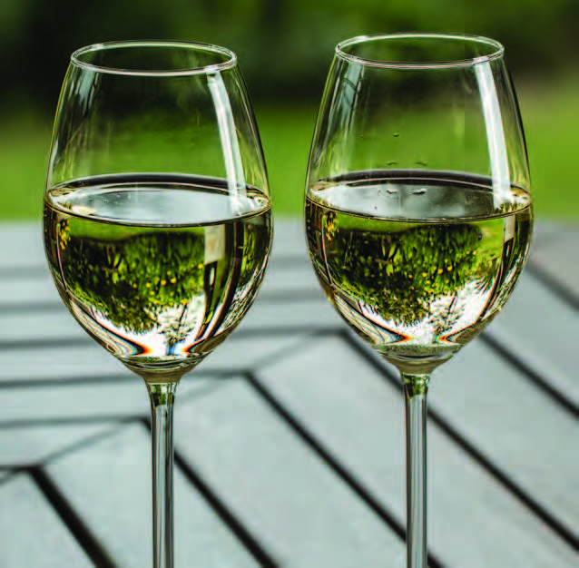 Explorations in Taste: Chardonnay