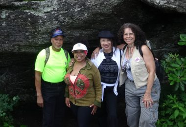 New Group Encourages Diversity in the Outdoors