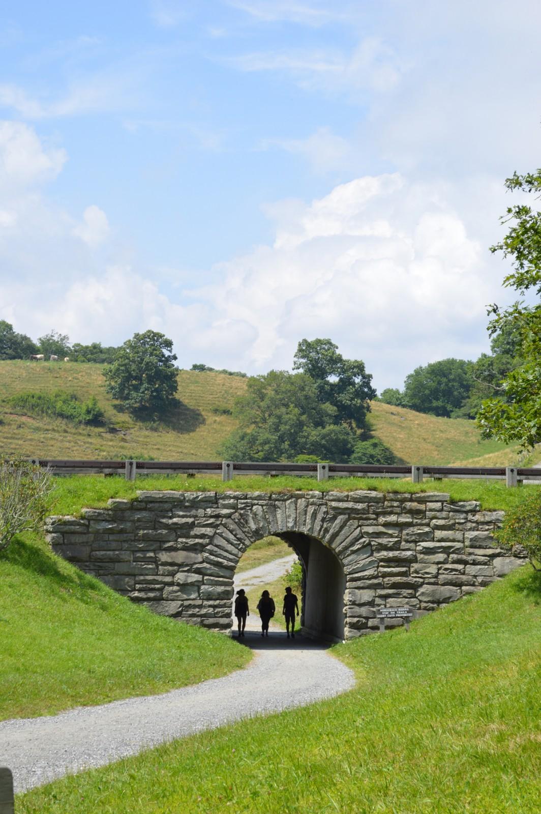 Blue Ridge Parkway Foundation Announces 2018 Improvement Projects