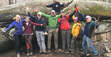 Outdoors: Volunteer Opportunities with Conserving Carolina