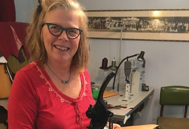 Local Shoemaker Recognized for Artistry