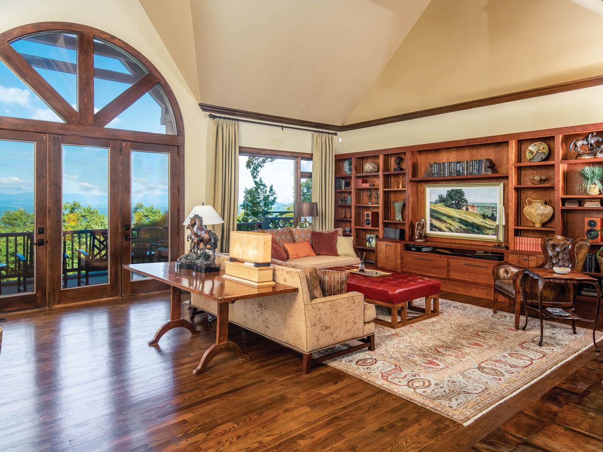 At Home: The Lodge at Trailridge