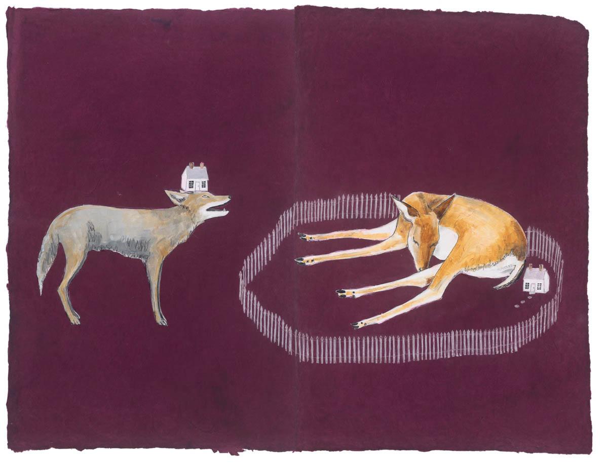 WCU Fine Art Museum: Contemporary Ponca Art