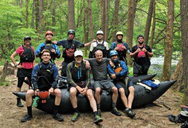 Saving Hemlocks in the Green River Gorge