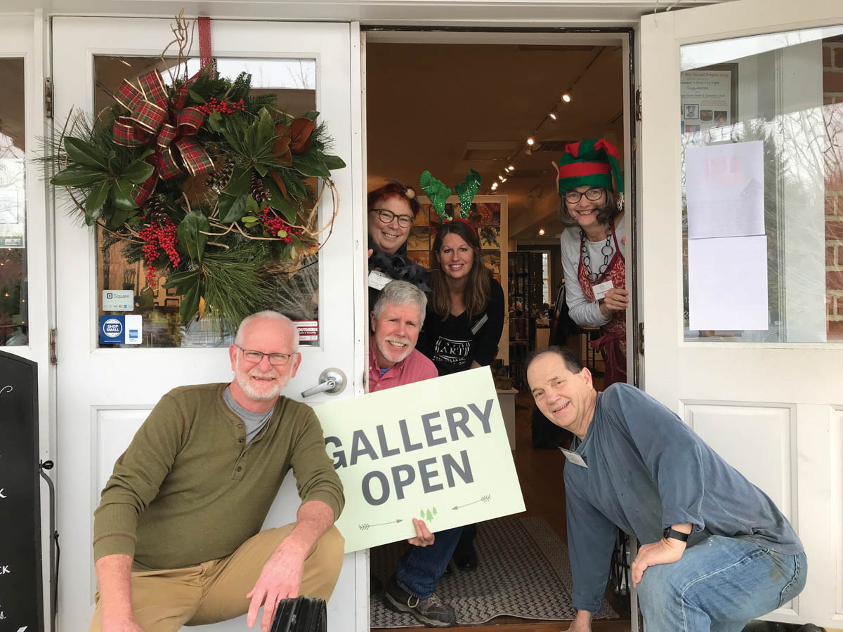 Artists Exposed at The Gallery at Flat Rock