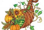 Carl Sandburg's Thanksgiving