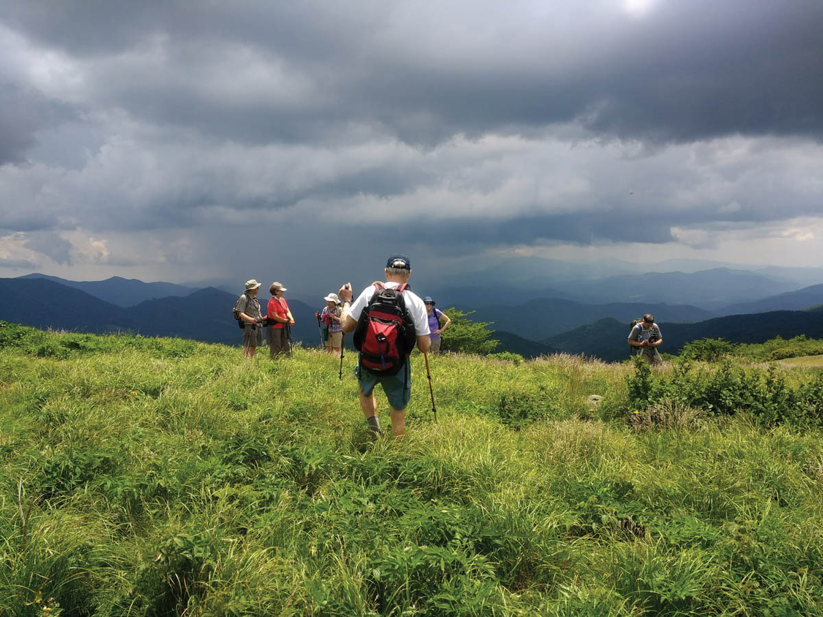Outdoors: Hiking Clubs