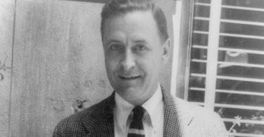 Digital Heritage Moment: F. Scott Fitzgerald
