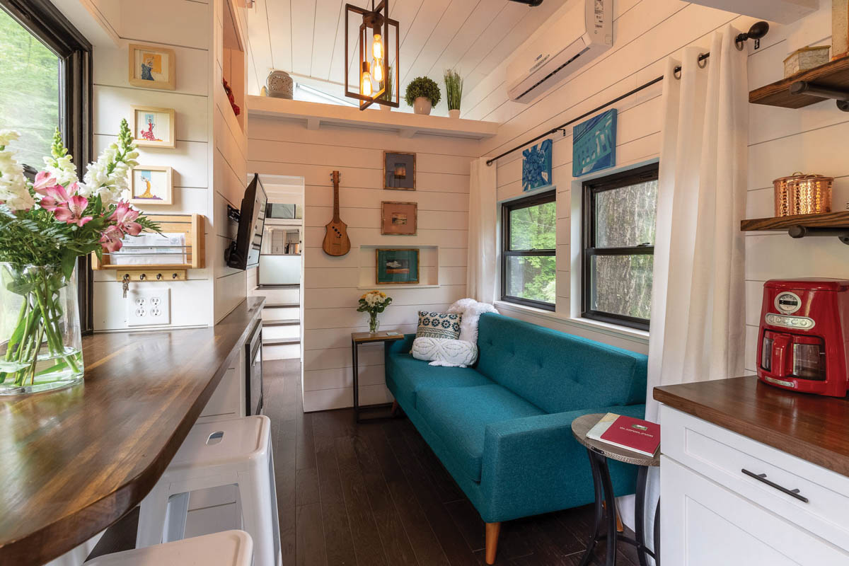 Tiny Home Design: Faculty Biennial Exhibition At WCU Fine Art Museum