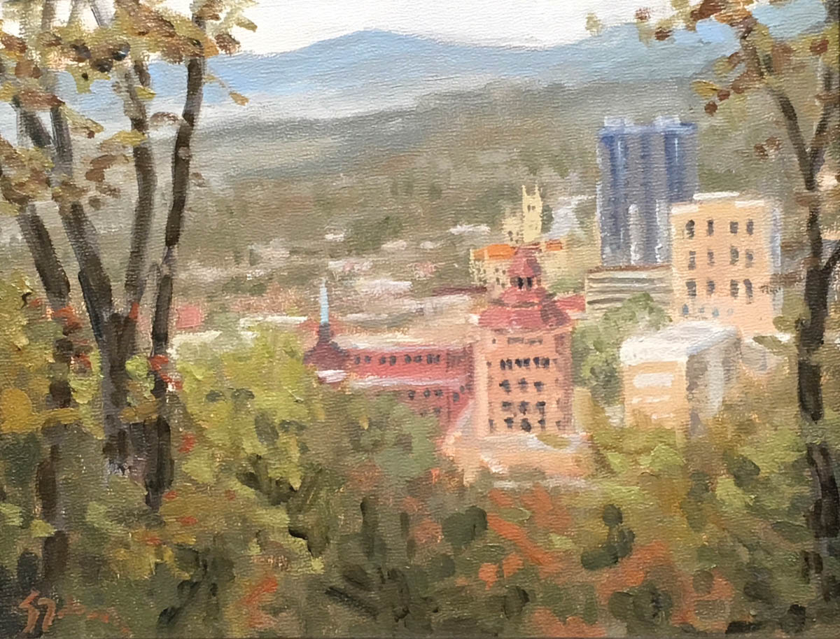 Fresh Air at Asheville Gallery of Art in March