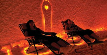 The Salt Spa of Asheville and Himalayan Salt Cave Sanctuary