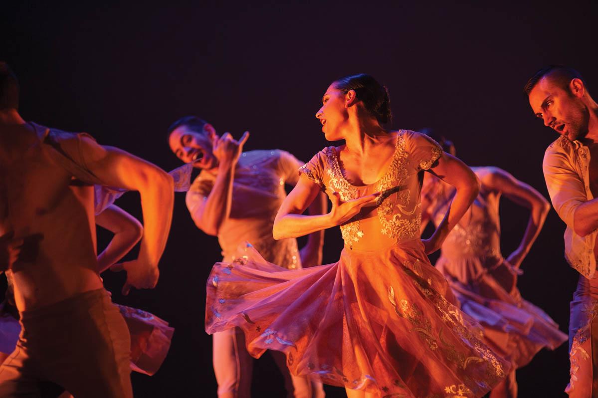 Diana Wortham Theatre Prsents Ballet Hispánico
