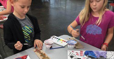 Asheville Art Museum: Summer Art Camp