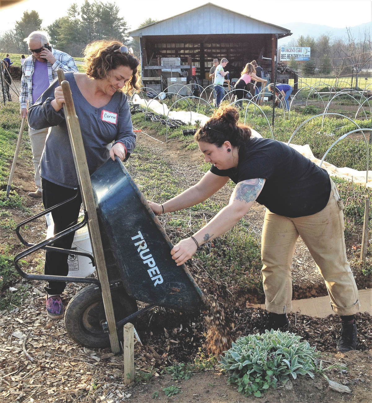 8th Annual Organic Gardening Series Starts March 5