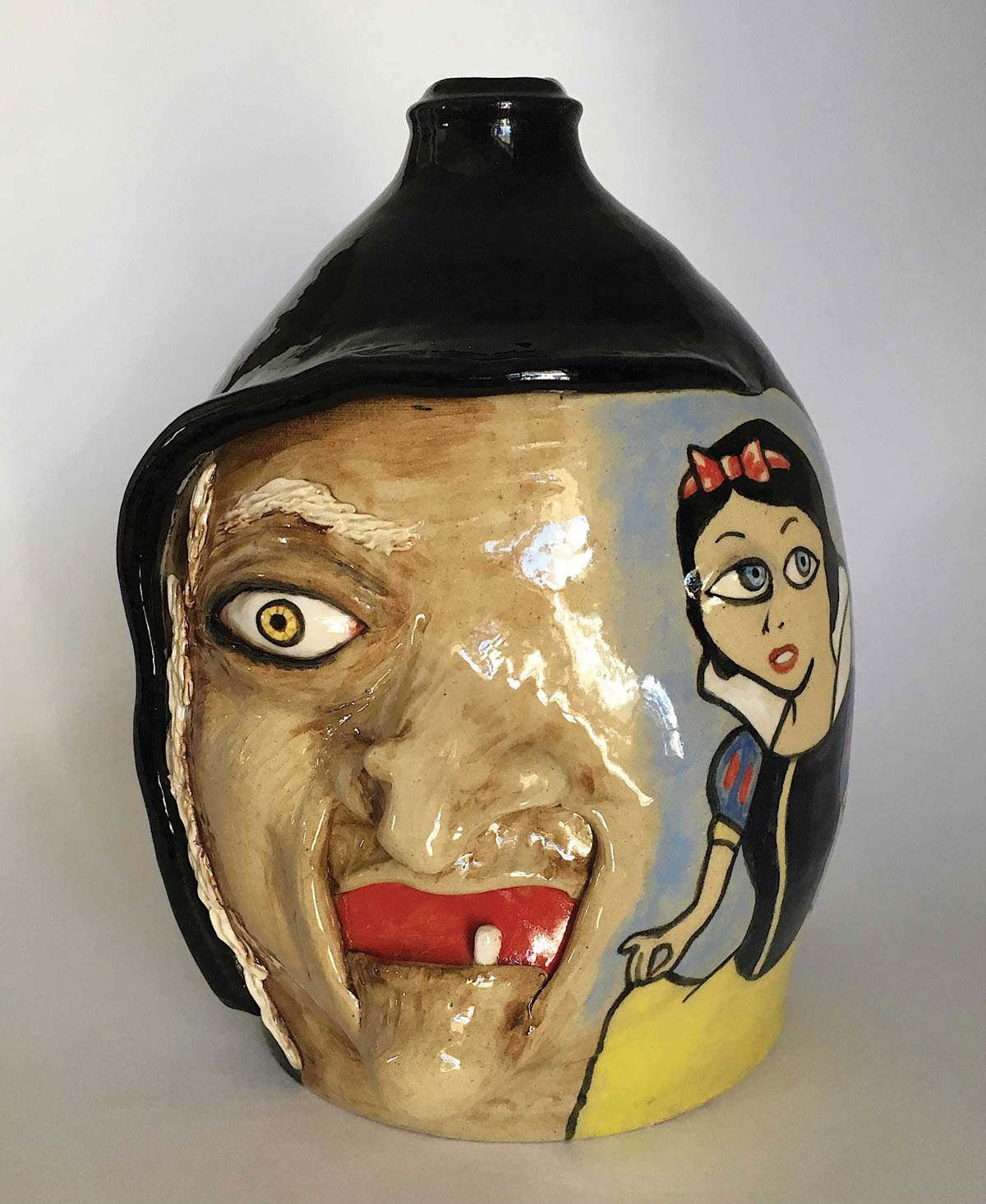 American Folk Art Hosts Annual Face Jug Show