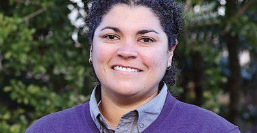 Family Justice Coordinator Diana Sierra