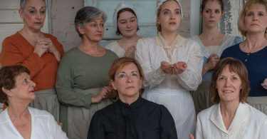 Front Porch Theatre Presents As It Is In Heaven at BMCA