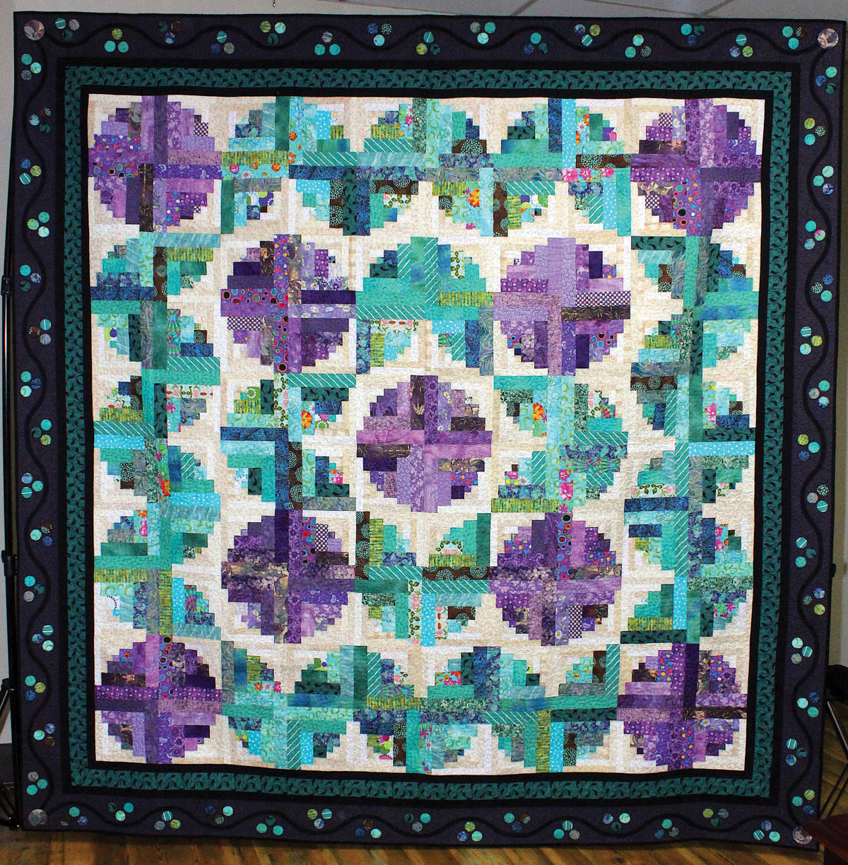 A Garden of Quilts in Flat Rock May 17-18
