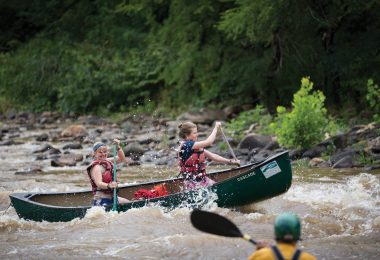 French Broad Riverkeeper Float