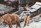 A Pastoral Pale e of Appalachian Barns