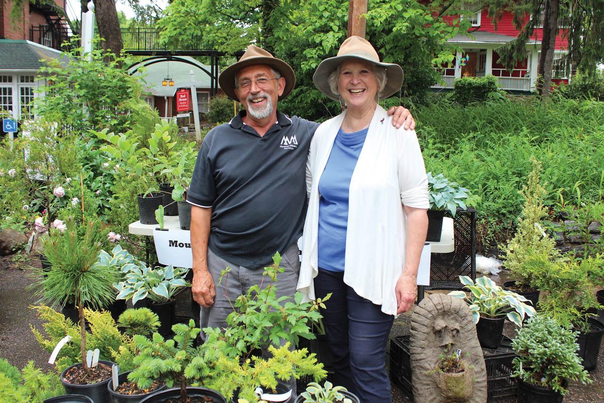 TBlack Mountain Garden Show & Sale