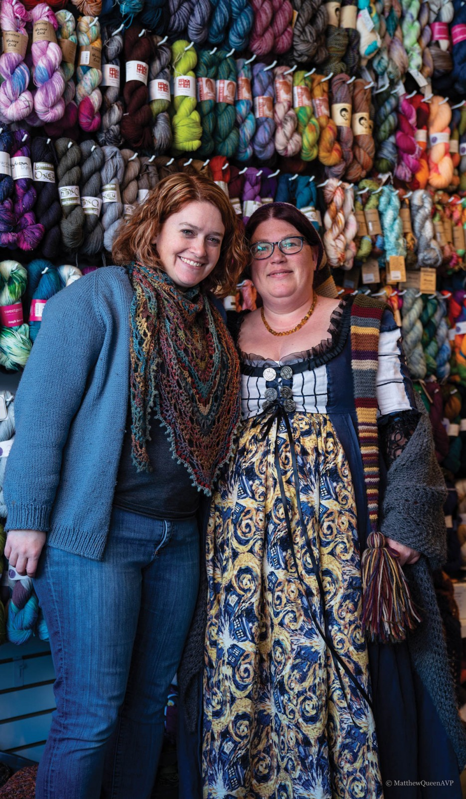 Mountains of Yarn: WNC Yarn Crawl