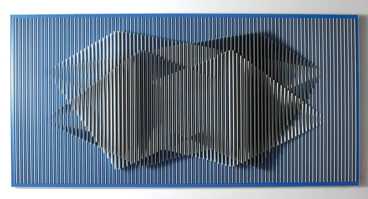 Cubic Perspective. Jose Margulis, artist