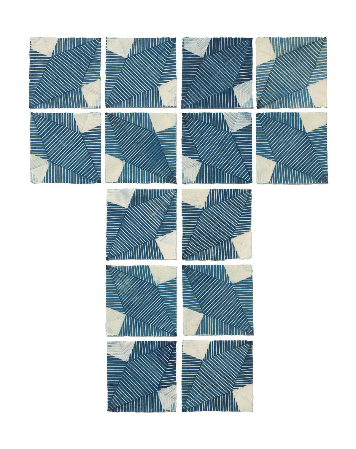 Origami Folds: Patterning Paper Yukata. Ana Lisa Hedstrom, artist