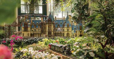 Biltmore Gardens Railway Exhibit Boasts More Than 800 Feet of Track