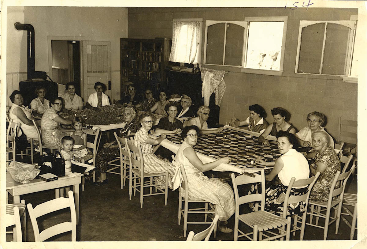 Digital Heritage Moment: Appalachian Quilting Tradition
