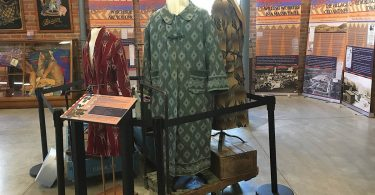 Beacon Blankets: The Mill at Swannanoa Valley Museum