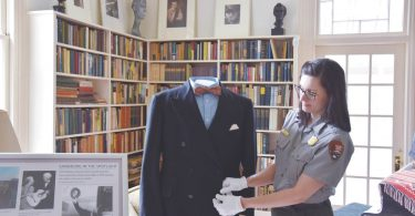 New Exhibit at the Carl Sandburg Home