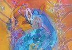 Converging Spirits. Jo-Ann Jensen, artist