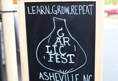 Celebrate Culinary Adventure at the 6th WNC Garlic Fest